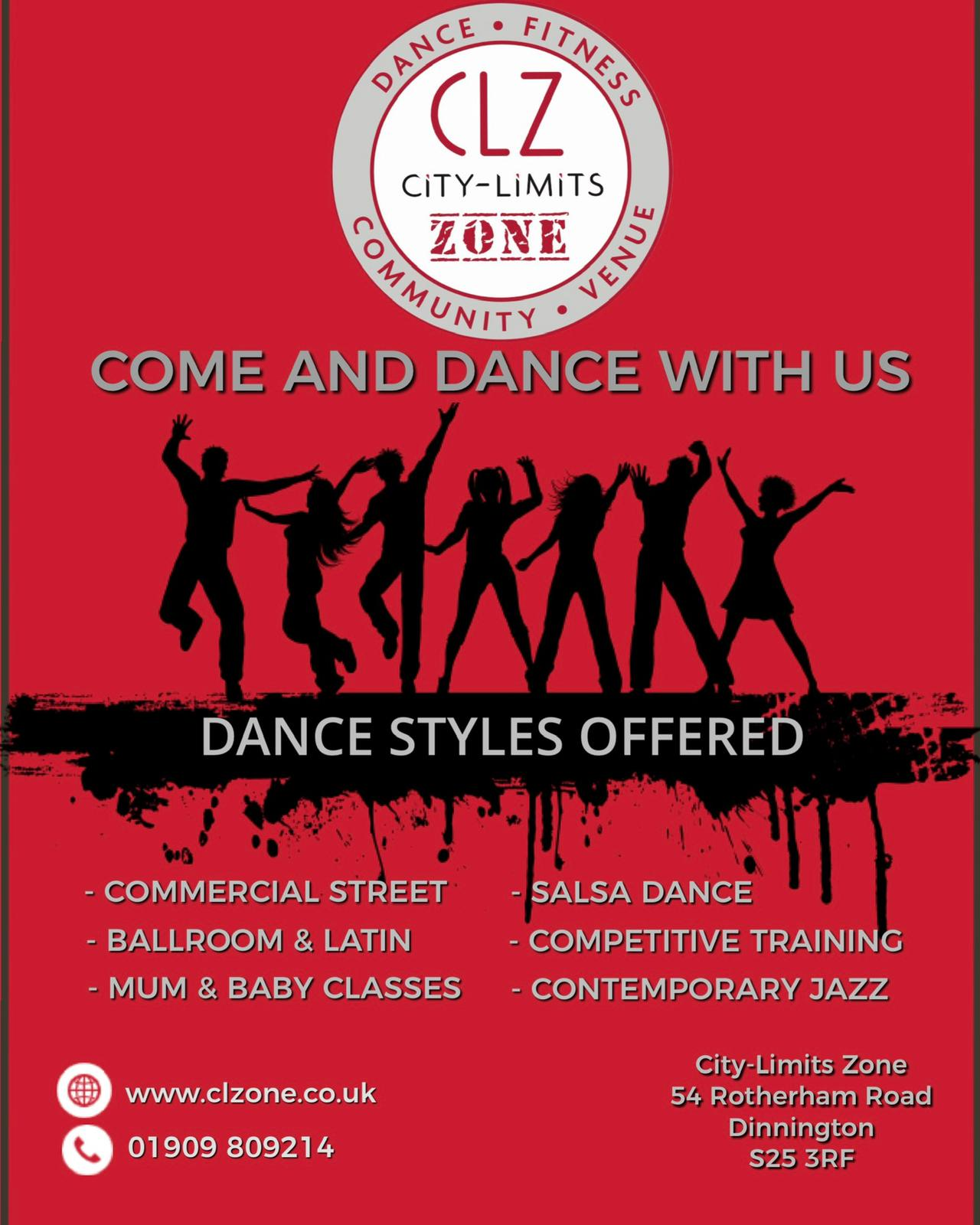 Latin and Salsa Classes